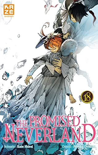 The promised Neverland - Tome 18