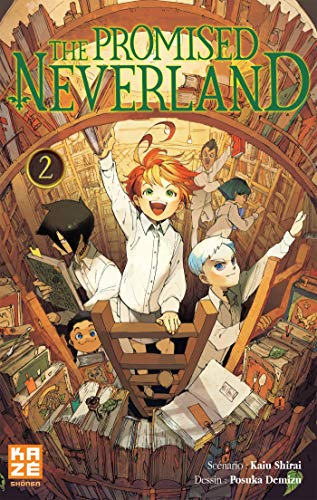 The Promised Neverland Tome 2