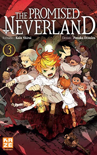 The Promised Neverland Tome 3